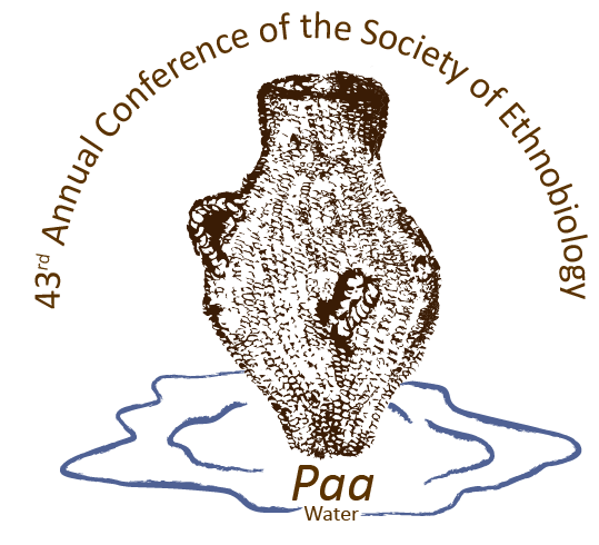 2021 Conference Logo, by artist Tanayah Tom. She is a member of the Indian Peaks Band of the Paiute Indian Tribe of Utah.
