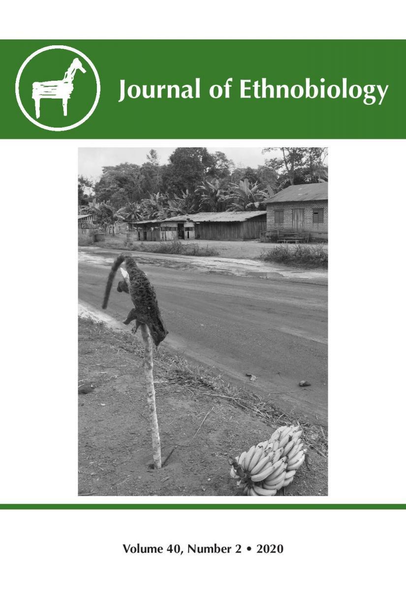 Journal of Ethnobiology Volume 40, NUMBER 2
