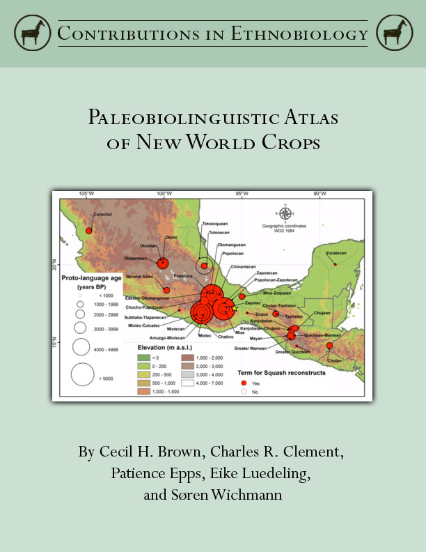 Paleobiolinguistic Atlas of New World Crops